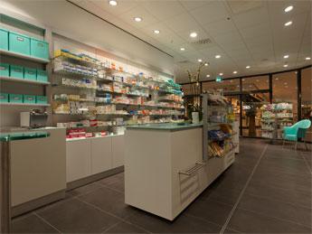 Apotheken sk design innenarchitektur f r apotheken for Innenarchitektur lemgo